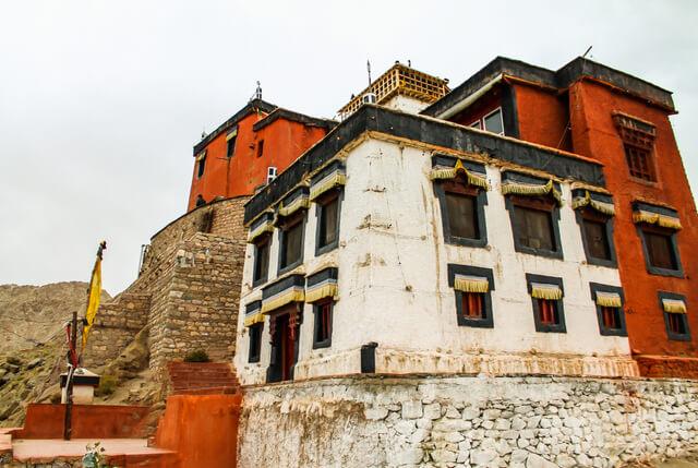Namgyal Tsemo Monastery