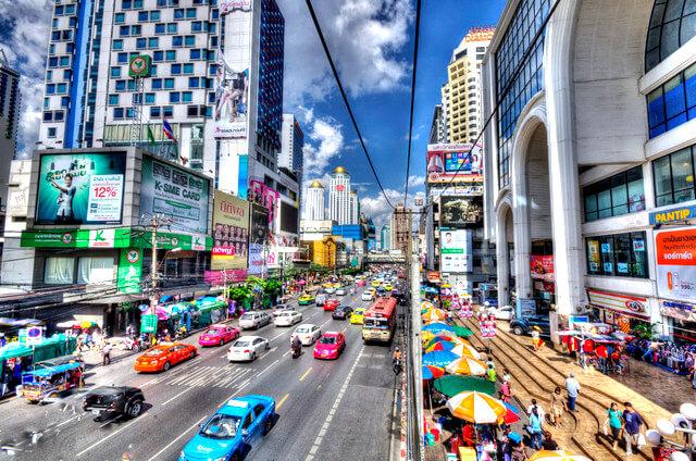 3 day itinerary for Bangkok