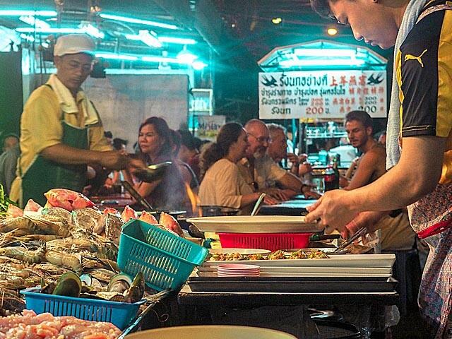 Chinatown 3 days in Bangkok