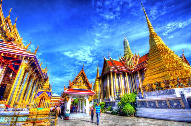 Itinerary 3 days in Bangkok