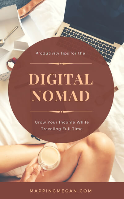 Follow these steps to get productive — and stay that way — as a remote worker. Your long-term travel lifestyle depends on it!