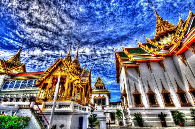 The Grand Palace 3 days in Bangkok