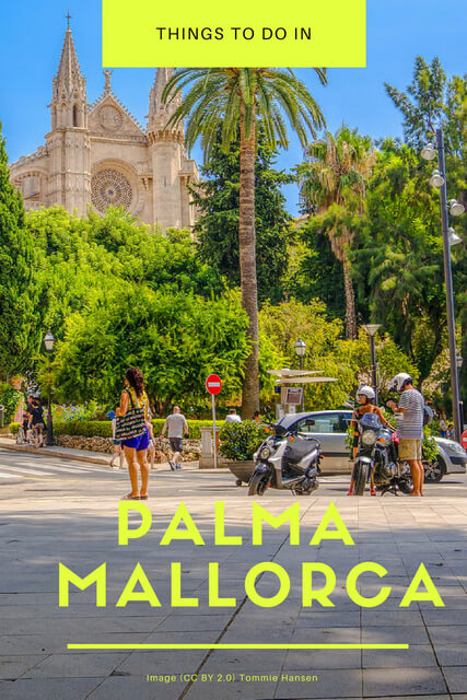 Check out this list of things to do in Palma de Mallorca Spain. Including photography spots, the Old Town, and the beach.