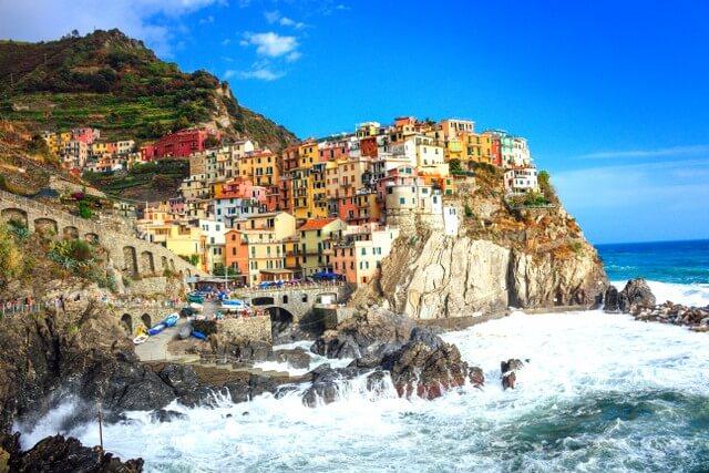 Cinque Terre Italy RF