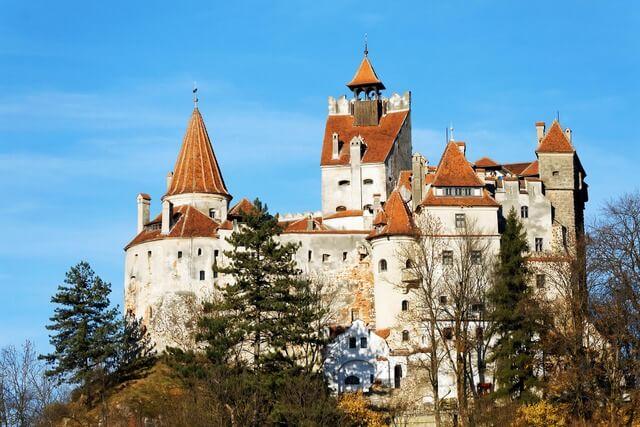 Bran Castle Romania RF
