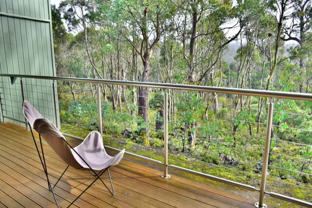 Cradle Mountain Hotel Grounds Tasmania 1