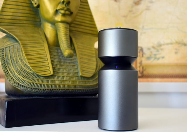 Essential Oils for Travel Portable Nebulizing Diffuser