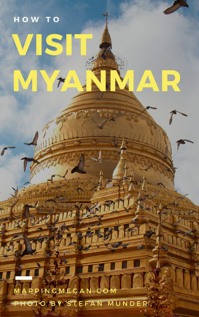 This Myanmar Travel Guide has everything you need to know for planning your holidays, from where to take amazing photos, planning tips and things to do.