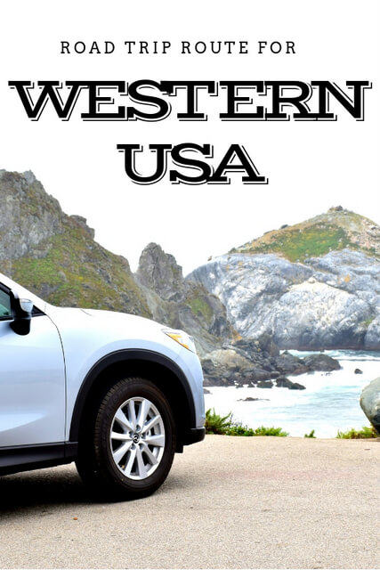 If you're looking for a roadtrip adventure in west USA use this route for great photography, National Parks; route includes San Francisco, Pacific Coast Highway, the Grand Canyon, and many beautiful places and destinations along the way.