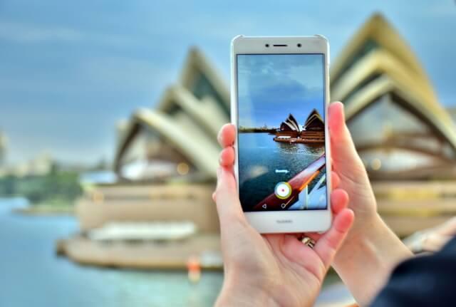 Sydney Opera House Phone