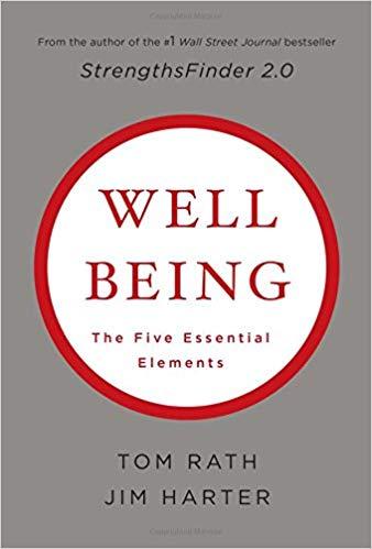 Wellbeing books Amazon