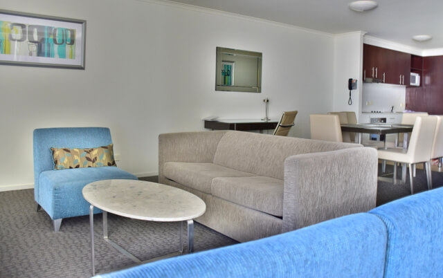 Pacific Suites Canberra Review