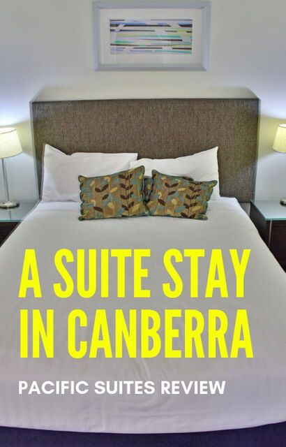 If you're looking for accommodation in Canberra, check out this hotel review.