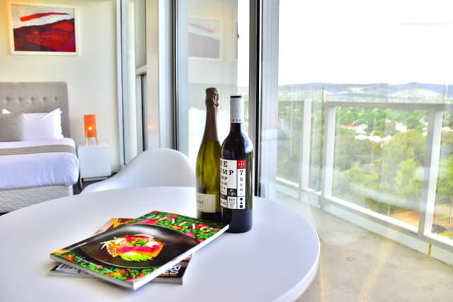 The Watson Art series hotel l Where to stay in Adelaide