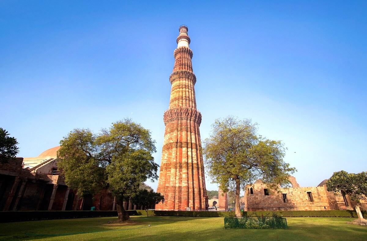 Qutub Minar India