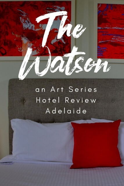 If you're wondering where to stay in Adelaide South Australia, and interest in art and culture, you need to read this hotel review.