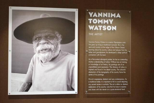 Tommy Yannima Watson