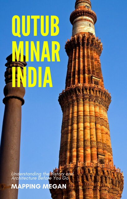 This is an overview of the history and architecture of Qutub Minar in Delhi India - with photography of the heritage site monument. Click through.