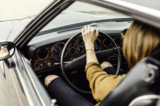 Car hire drive travel RF