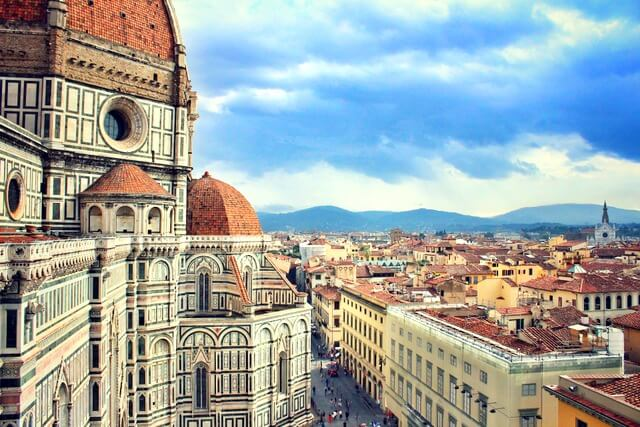 Italy Florence Cathedral RF