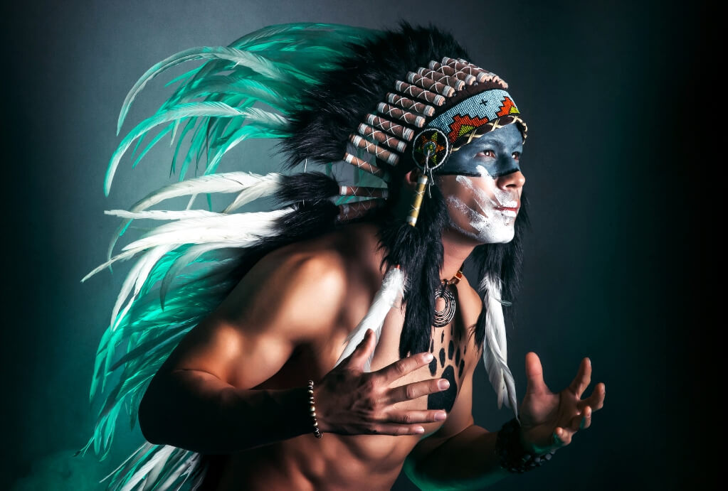 Native American Indian RF