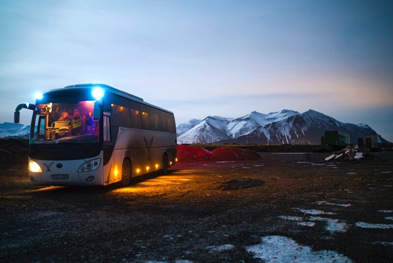 Long distance bus RF