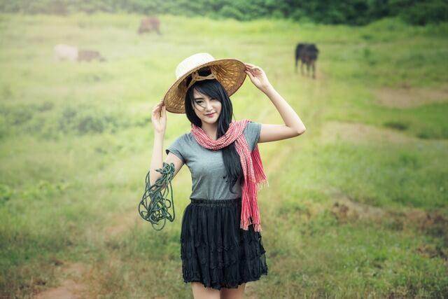 Malaysia woman RF Asia traveler female