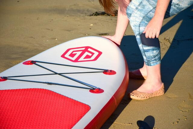 Best SUP for Travel Rainbow R Review