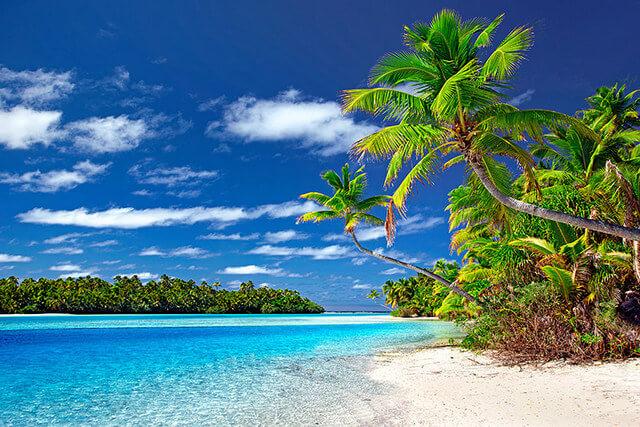 Cook Islands Aitutaki_Tapuaetai Pollution Free Beach Around the World