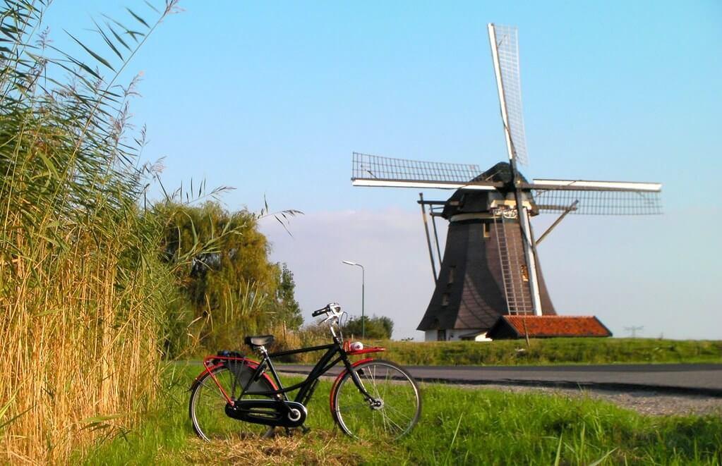 De Otter Windmill Amsterdam