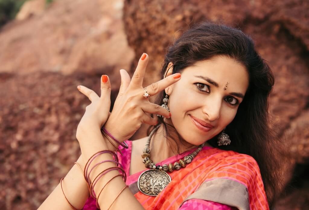 Indian girl RF