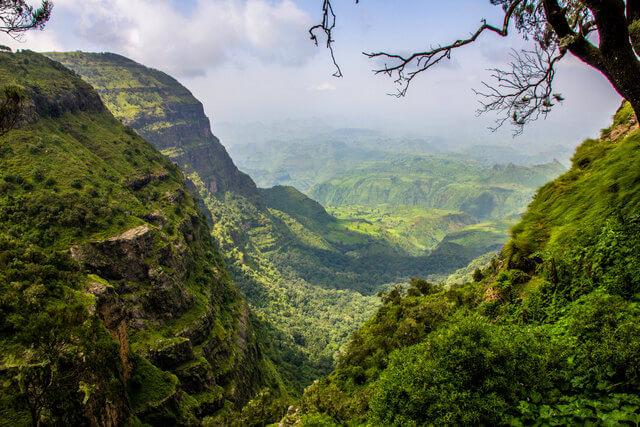 Simien Mountains NP