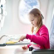 6 Tips for Your First Time Flying with Children
