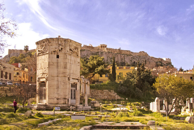 Tower of the Winds Athens