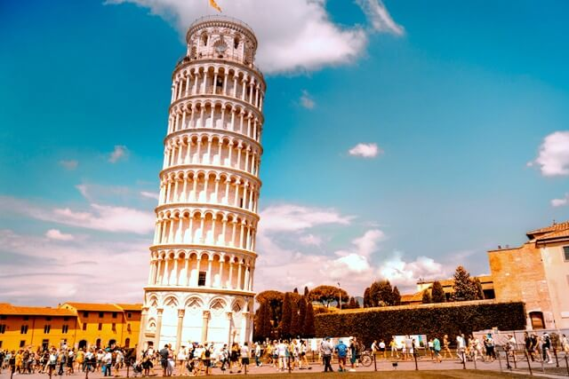 Leaning tower of Pisa RF