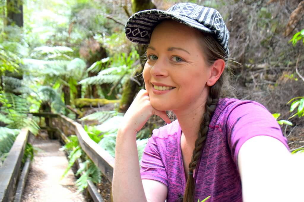 Megan Jerrard Tarkine Tasmania