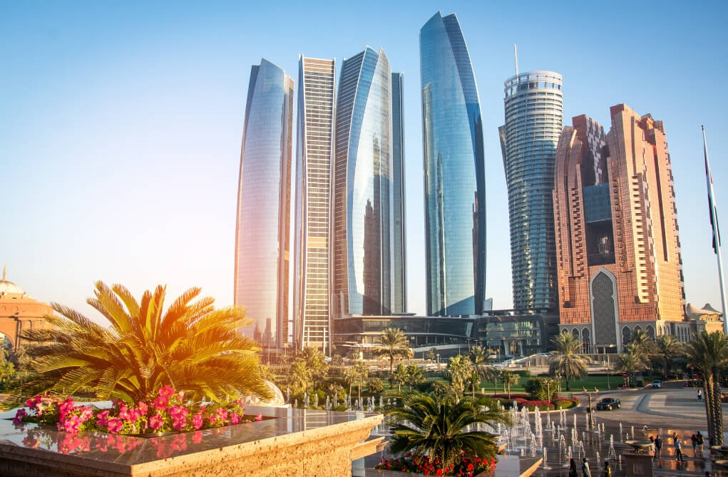 Abu Dhabi UAE RF