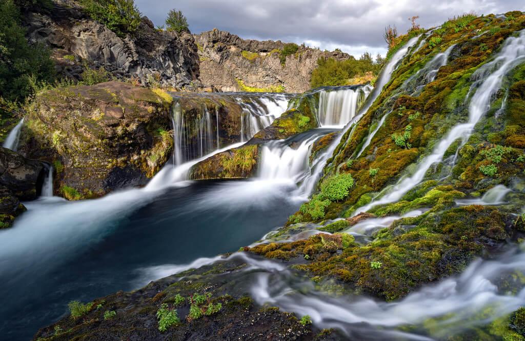 Gjáin Iceland