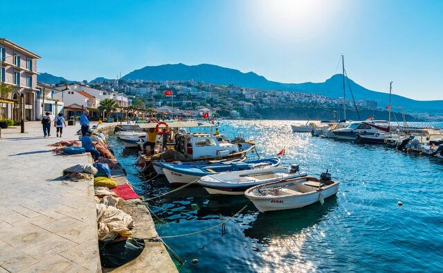 Izmir Province RF