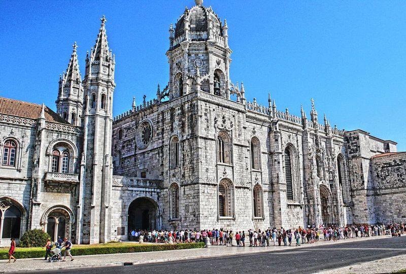 Lisbon Mosteiro_dos_Jerónimos