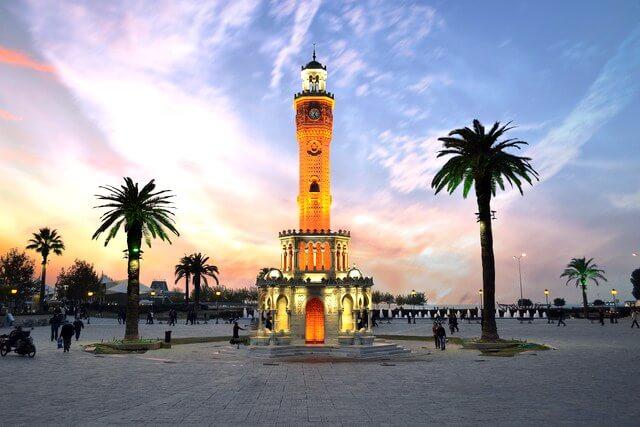 clock-tower-izmir-turkey RF