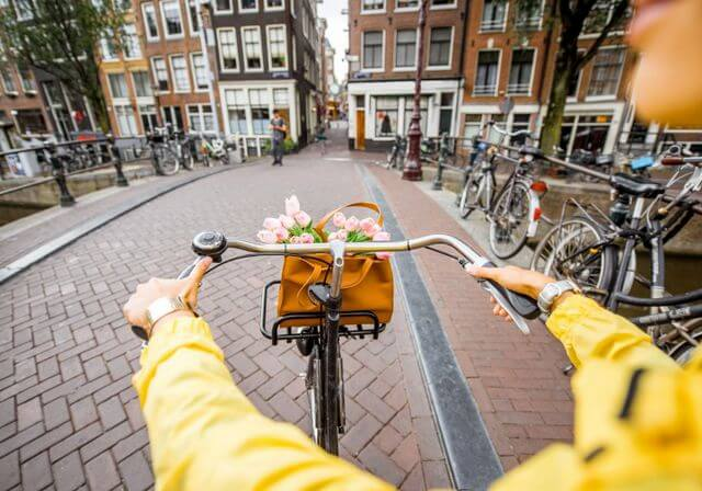 Amsterdam ride a bike RF