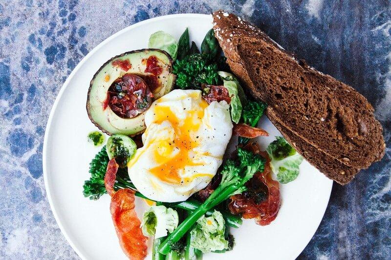 Breakfast eggs RF