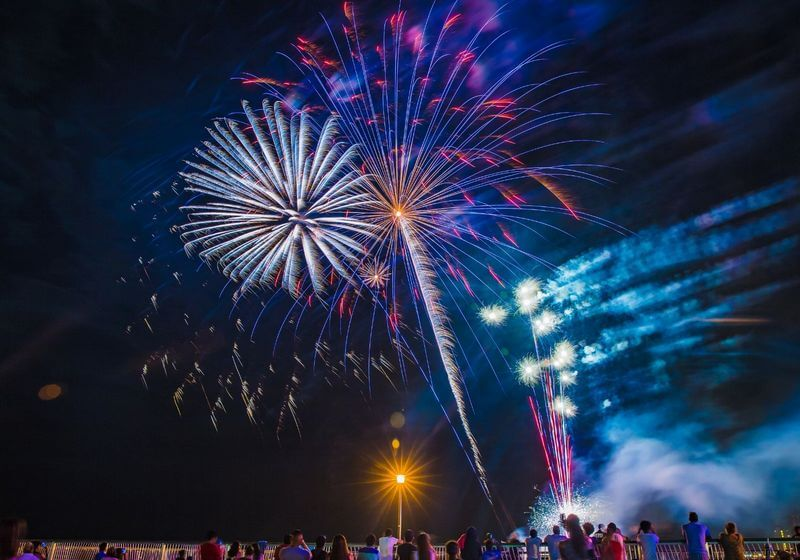 Fireworks RF