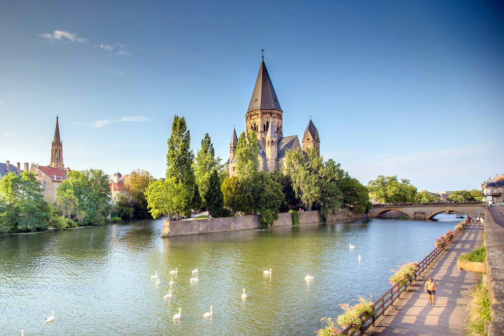 Things to do in Metz France