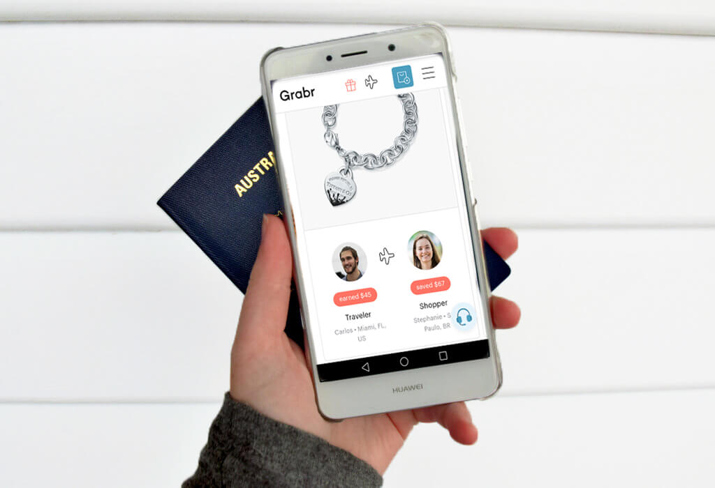 Grabr Review Phone