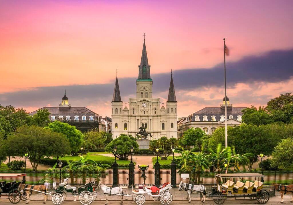 New Orleans RF