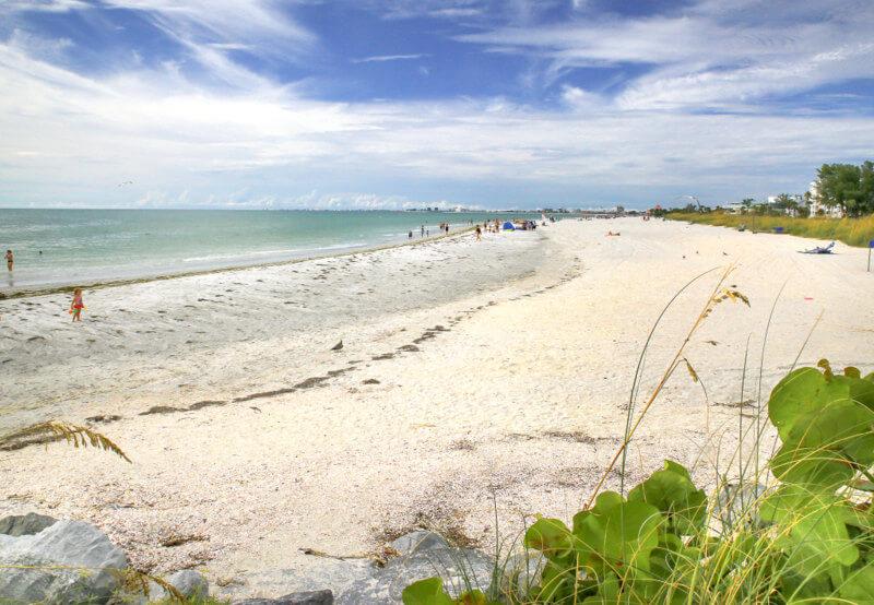 Pass-a-Grille Beach Florida