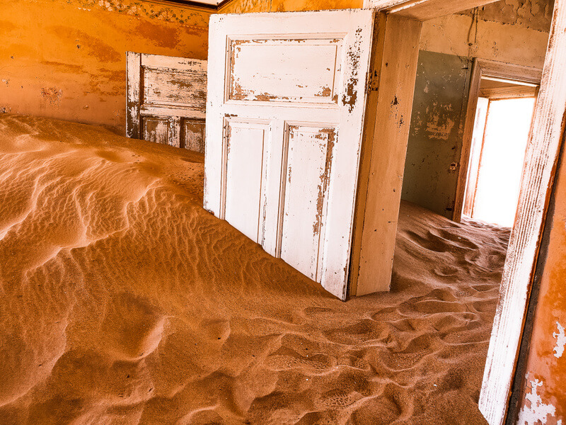Kolmanskop Namibia