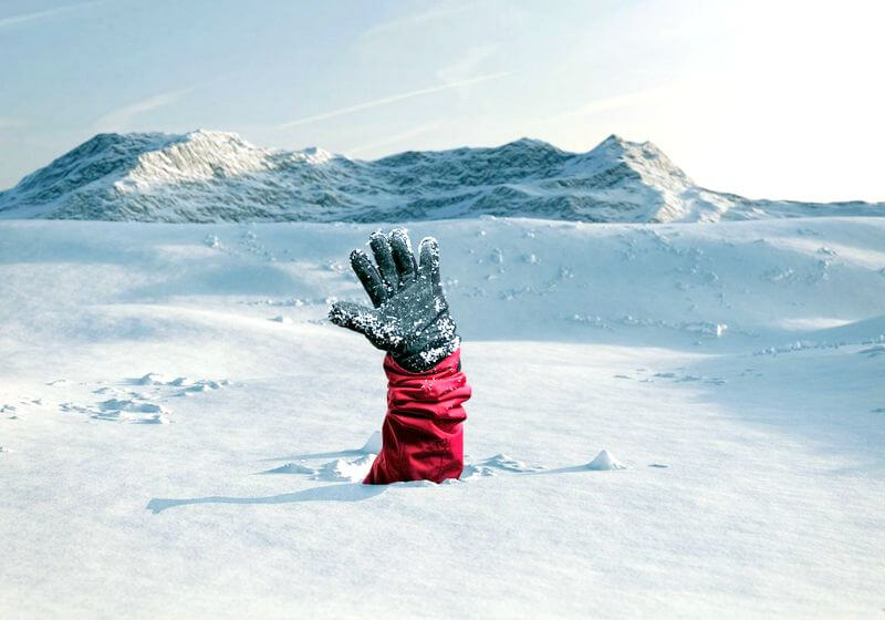 Avalanche Snow RF